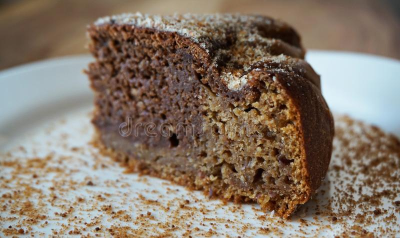 Snack Cake, Parkin, Baking, Rye Bread royalty free stock images