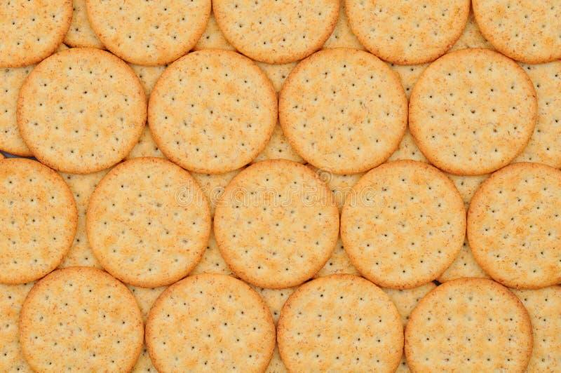 Snack Crackers Stock Photo