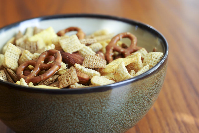 Snack Mix royalty free stock images