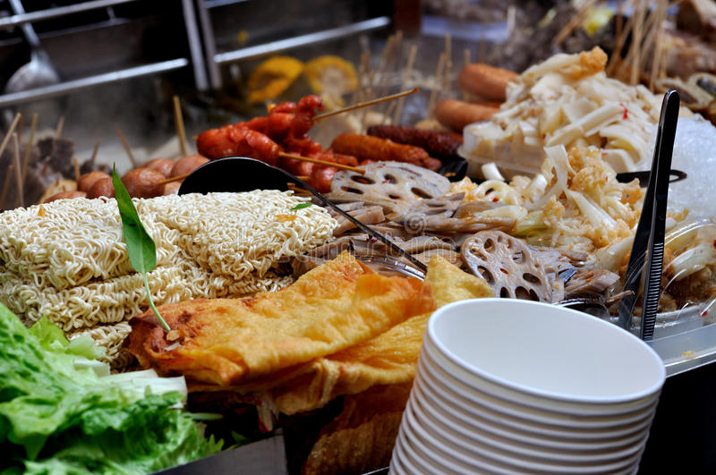 Download Snack Noodle In South Of China Stock Image - Image: 29480609