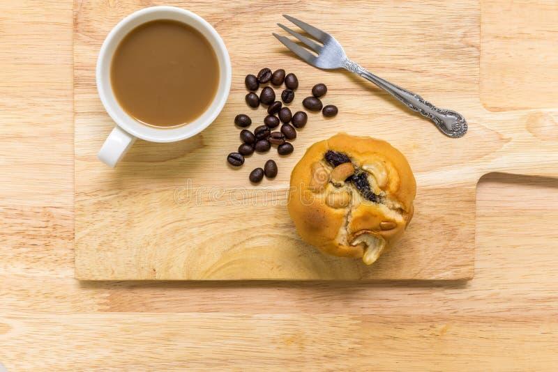 Snack voor Koffiepauze/Snack voor Koffiepauzeachtergrond royalty-vrije stock foto