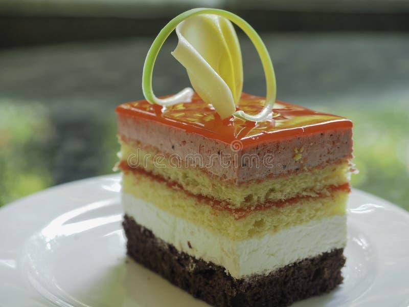 Snackcake royalty-vrije stock fotografie