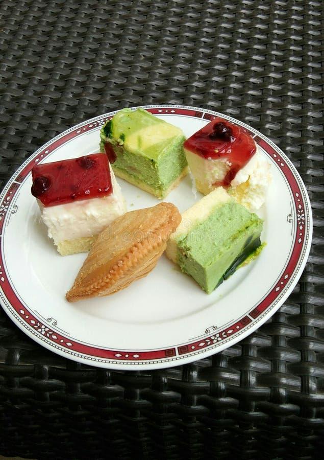 Snacks foto de archivo libre de regalías