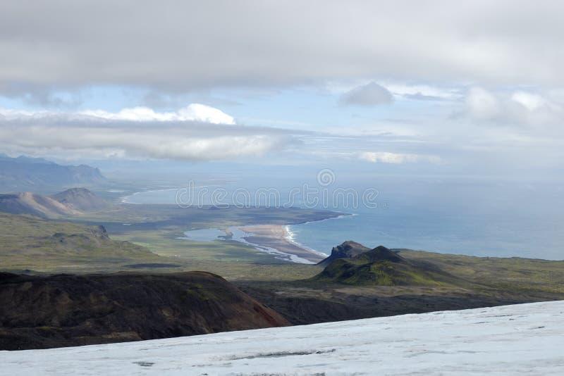 Snaefellsnes landscape, Iceland.