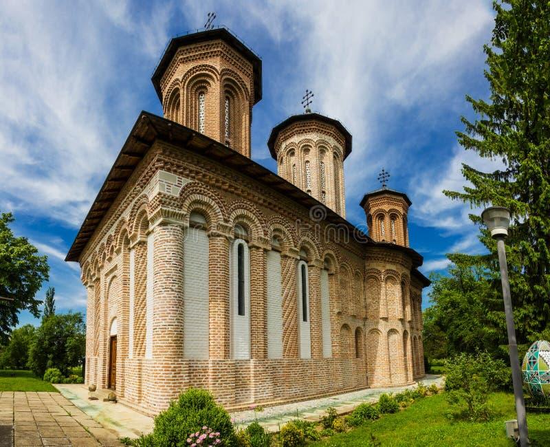 Snagov Monastery, Romania stock photos
