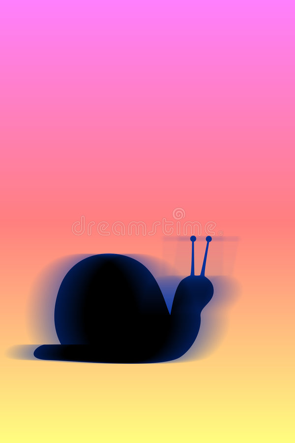 Download Snail on speed stock photo. Image of escargot, colourful - 5925628