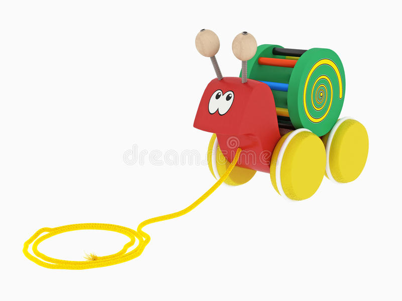 Snail Toy Stock Images