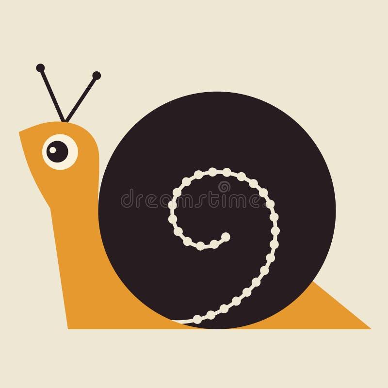 Snail Vector Illustration vector illustration