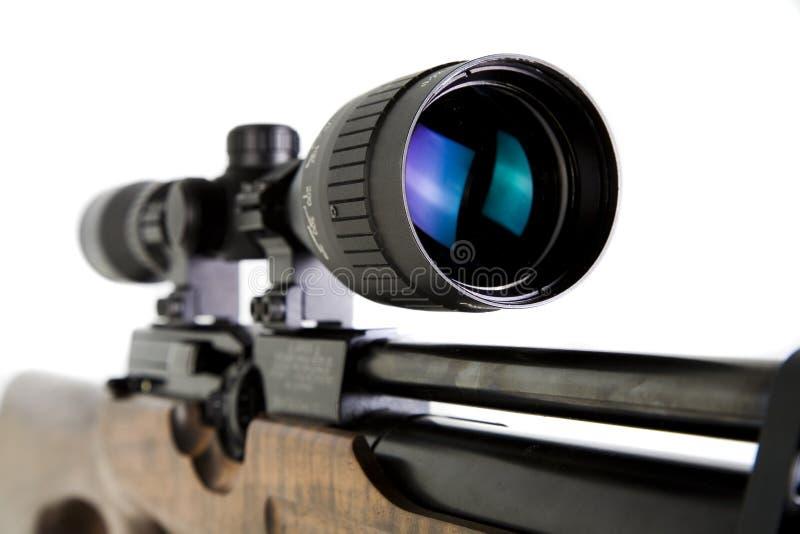 snajper rifle zdjęcia royalty free