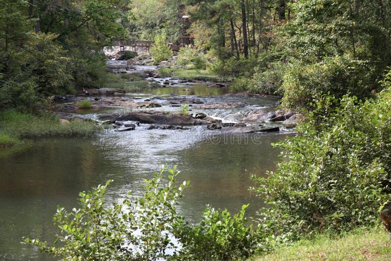 Download Snake Creek At Historic Banning Mills Stock Image - Image: 26660509