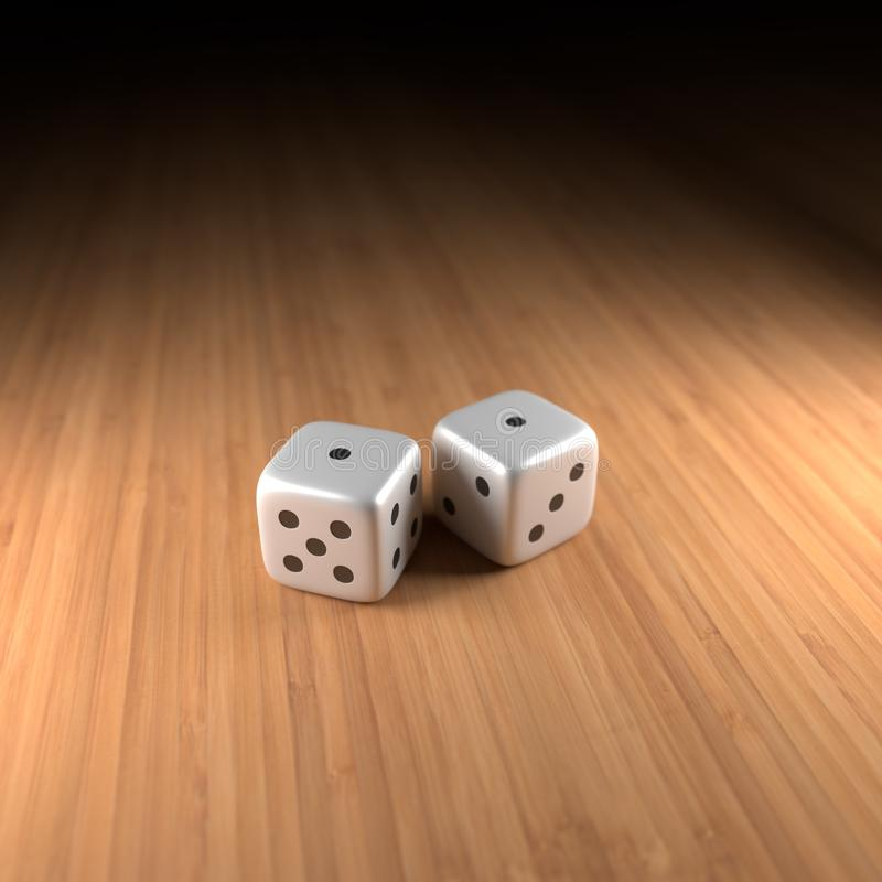 Snake Eyes Dice Stock Images - Download 211 Royalty Free Photos
