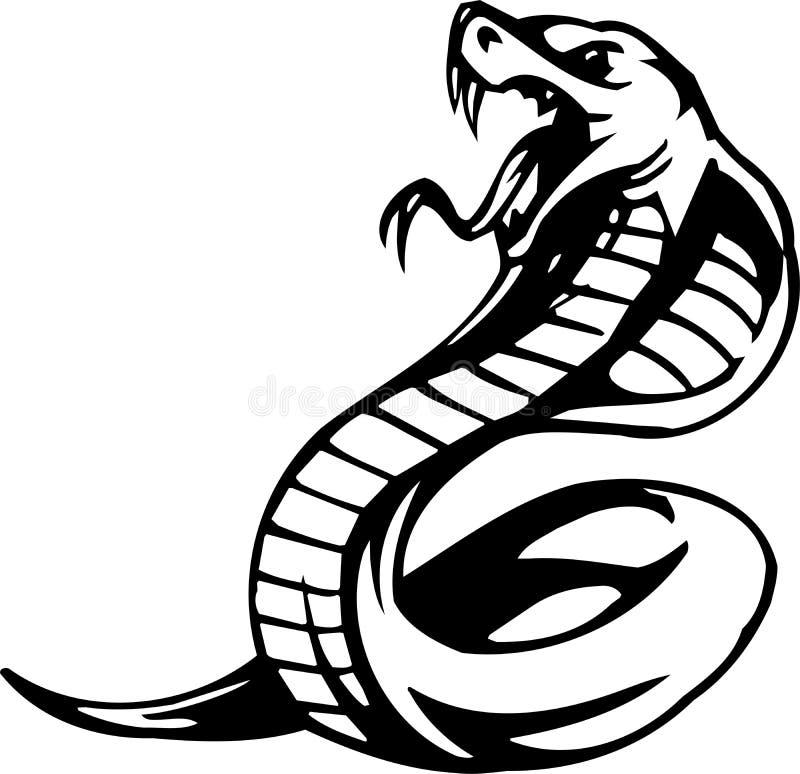 Snake - Halloween Set - vector illustration. Vinyl-ready vector illustration on Halloween in cartoon style vector illustration