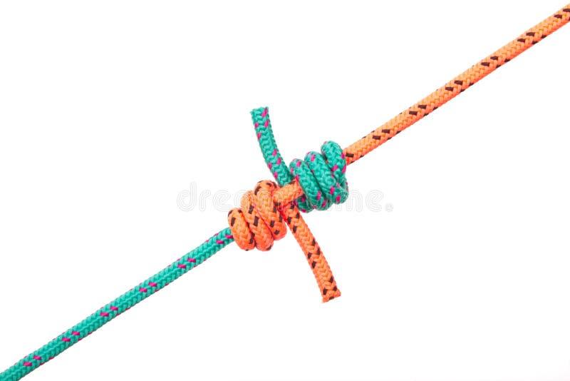 Snake knot royalty free stock photography