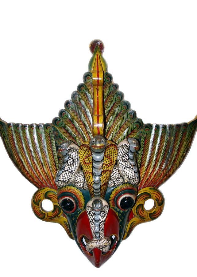 Snake Mask Stock Image