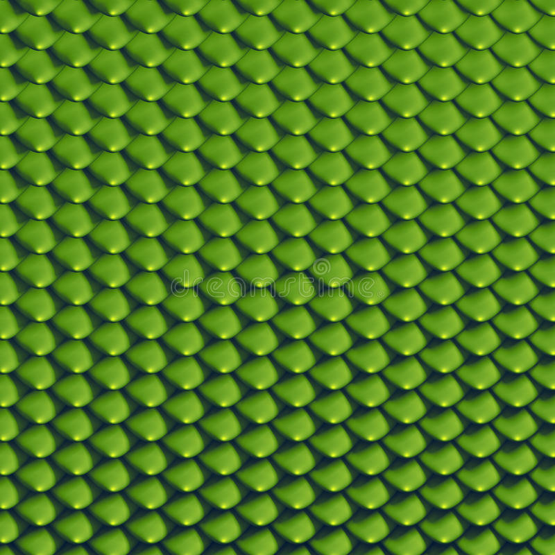 Snake skin. Abstract scales texture background vector illustration