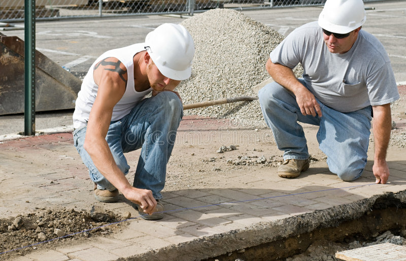 Download Snapping The Chalk Line Stock Images - Image: 7772954