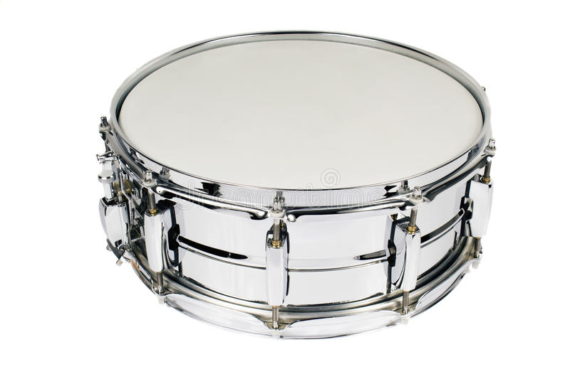 Download Snare Drum stock image. Image of metal, music, drum, object - 35338745