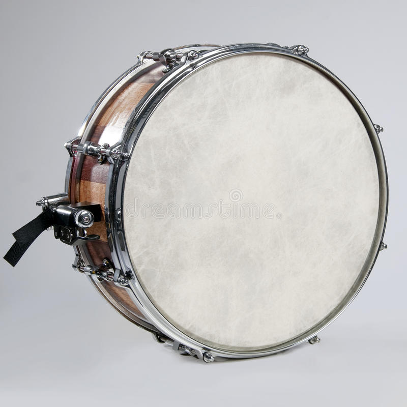 Snare drum isolated stock photography
