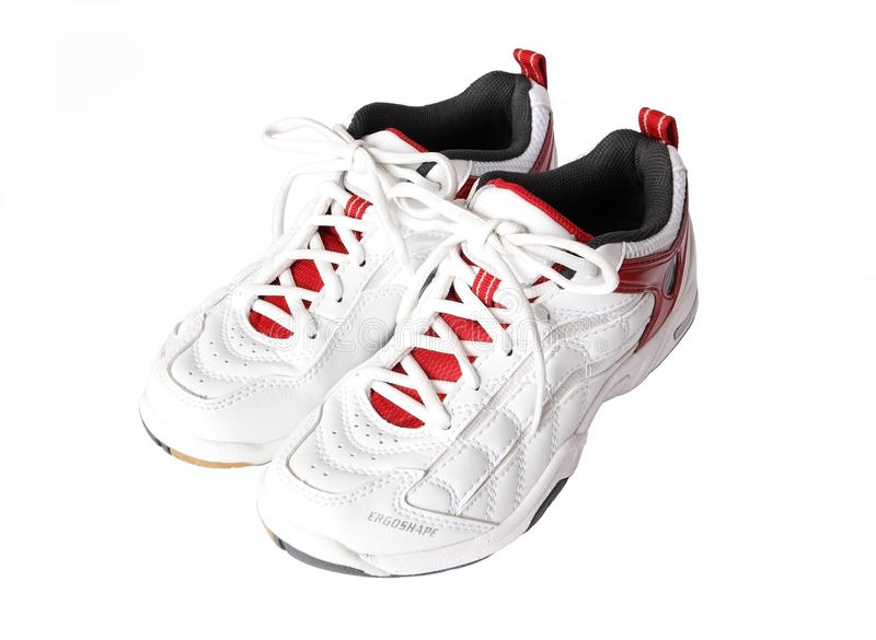 sneakers fotografia royalty free
