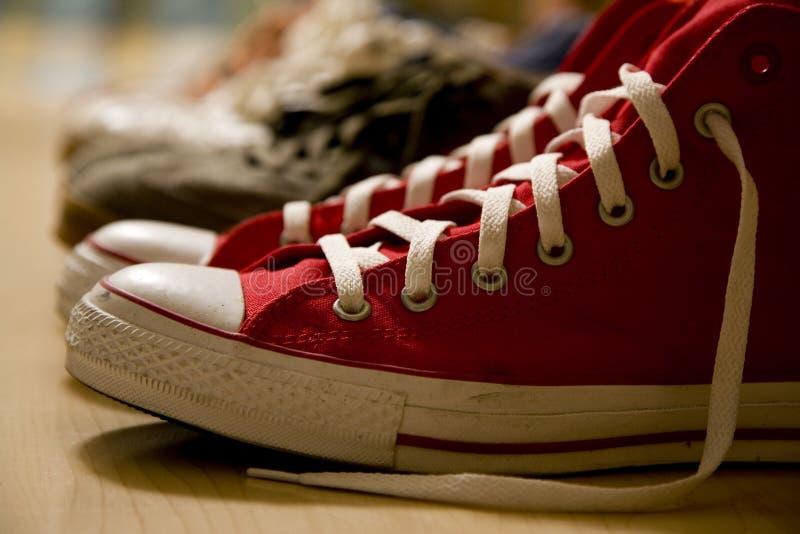 Sneakers stock photo