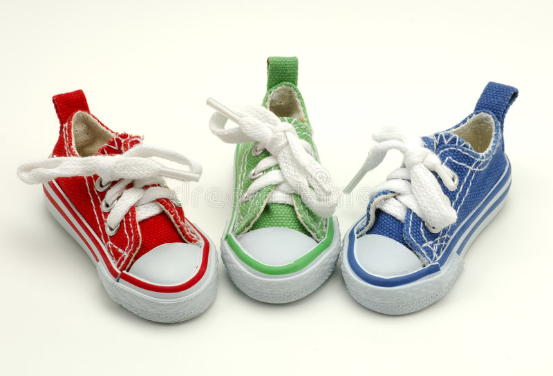 Download Sneakers Stock Image - Image: 517811