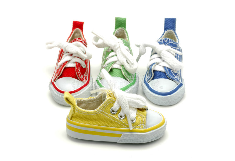 Download Sneakers stock photo. Image of footwear, objects, clothing - 703004