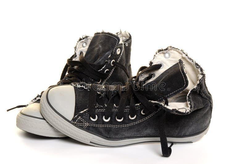 sneakers obrazy stock