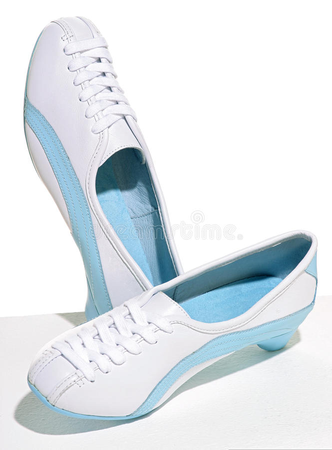 Download Sneakers with heels stock image. Image of clothing, female - 15256015