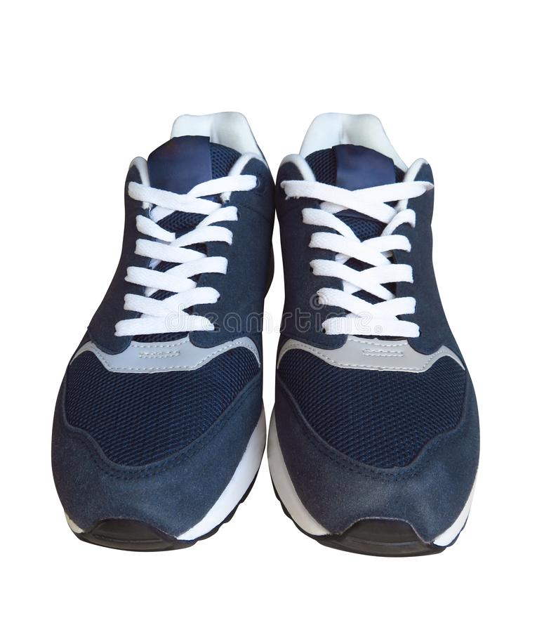 Free Sneakers Isolated - Blue Stock Photo - 139981000