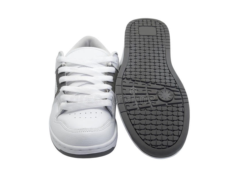 Download Sneakers on white stock photo. Image of comfortable, everyday - 15906296