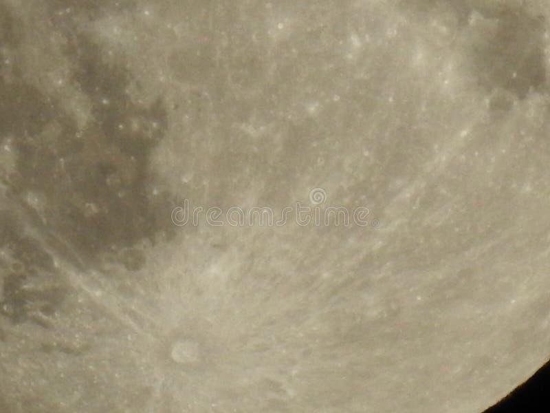 Sneaky луна или спутник-шпион стоковые изображения