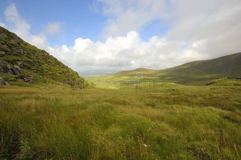 Sneem (Kerry, Irland) stockbild
