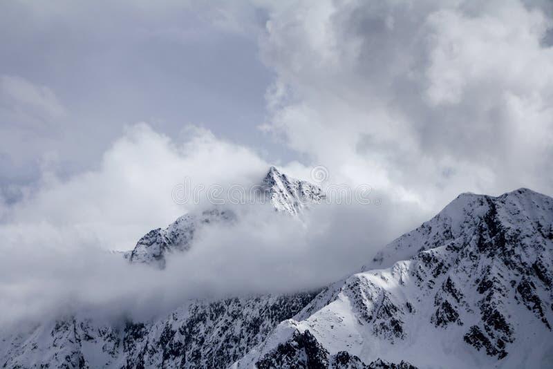 Sneeuwbergen 1 stock foto's