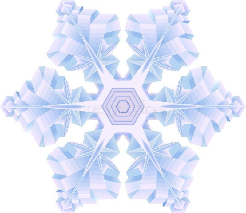 Download Sneeuwvlok vector illustratie. Illustratie bestaande uit kerstmis - 293180
