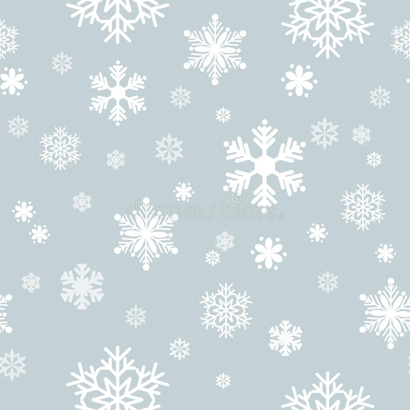 Sneeuwvlokpatroon 3 royalty-vrije stock fotografie