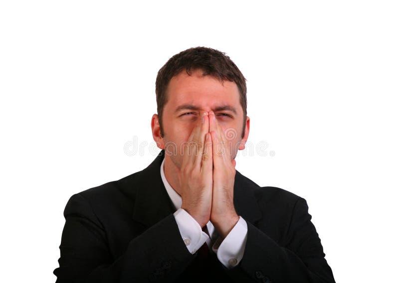 Download Sneeze stock image. Image of hand, sick, businessman, health - 7194001