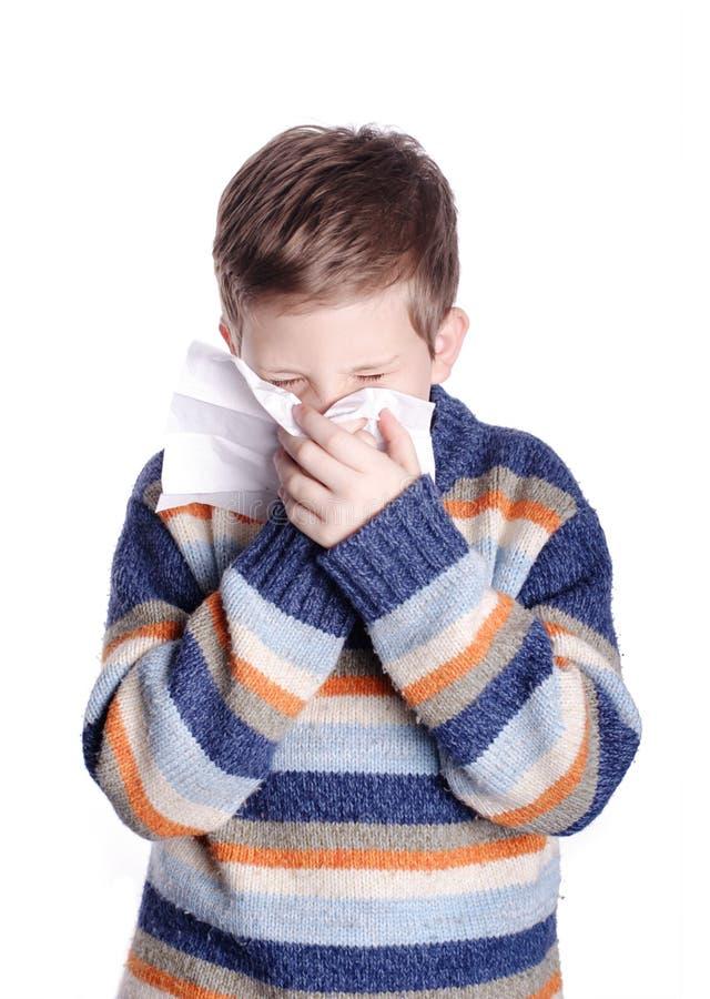Free Sneezing Stock Photos - 8564963