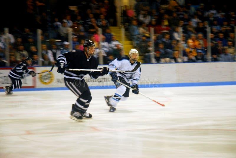 Snel het schaatsen