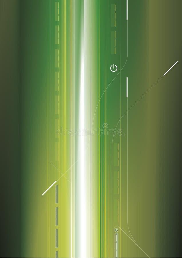 Snelheid stock illustratie