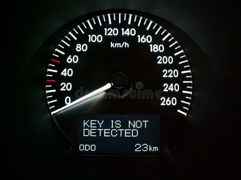 Download Snelheidsmeter stock afbeelding. Afbeelding bestaande uit aantallen - 286309