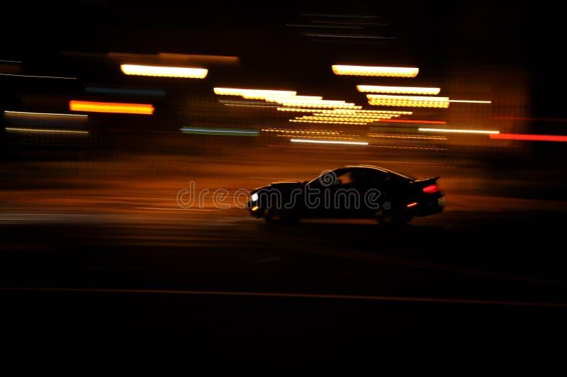 Snelle auto stock foto's