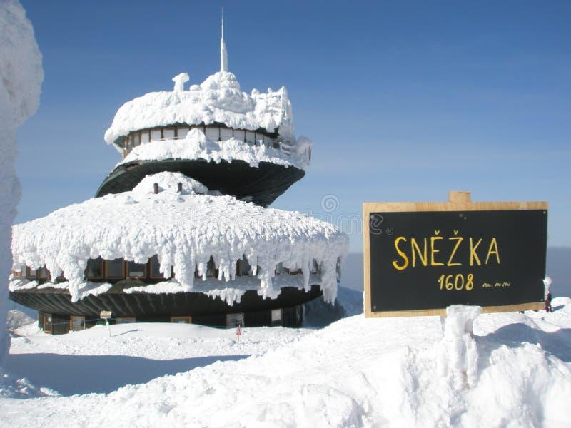 Download Snezka, Highest Czech Mountain Editorial Photography - Image: 11891907