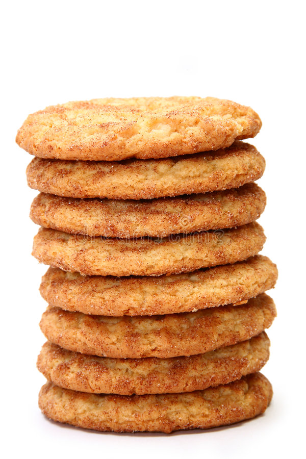 Snickerdoodle foto de stock royalty free