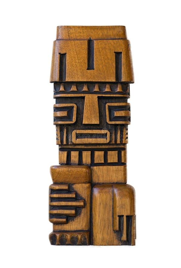 snida peruanskt trä arkivfoto
