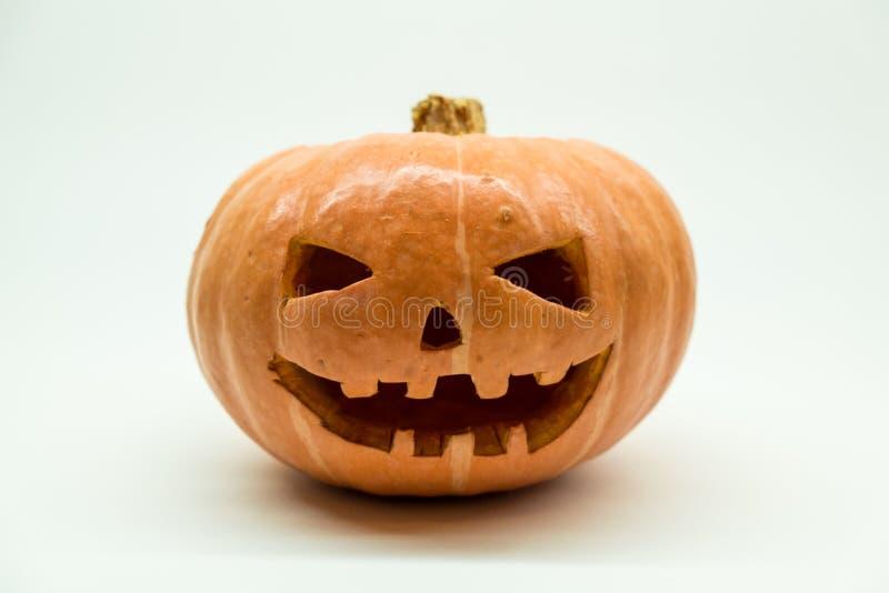 Download Sniden halloween pumpa fotografering för bildbyråer. Bild av gulligt - 78727755