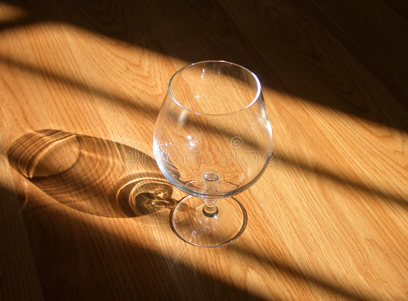 Snifter royalty free stock photo