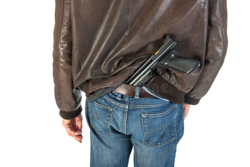 Download Sniper stock photo. Image of killing, pistol, white, shooting - 36447808