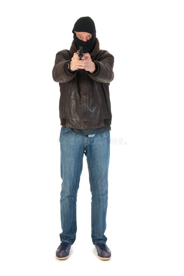 Download Sniper stock image. Image of white, criminal, jacket - 36447843