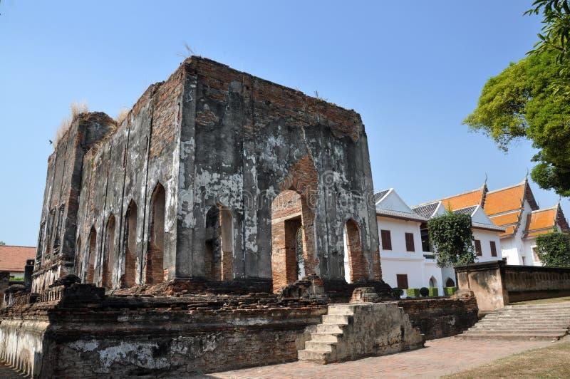 Snoei Buri, Thailand: Phra Narai Ratcha Niwet stock afbeeldingen