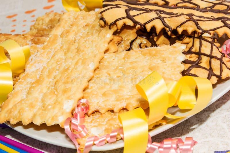 Snoepjes Carnaval stock foto